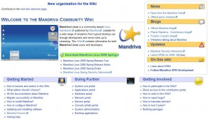 The Mandriva Wiki