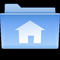 KDE Home Folder