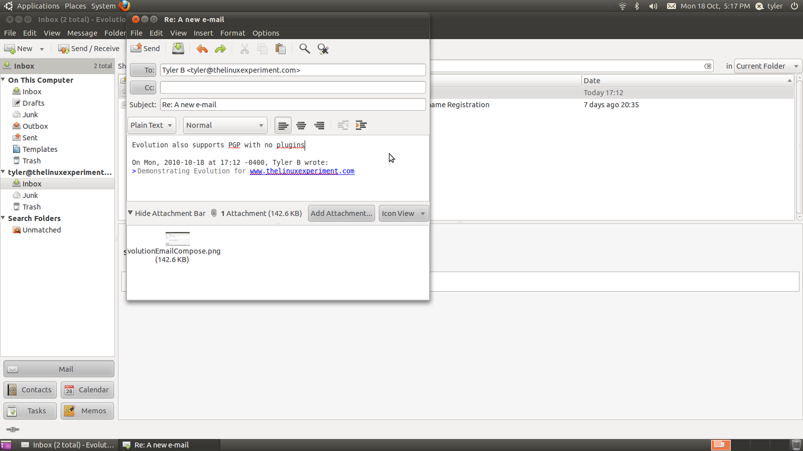 One week, three distributions (Day 4: Ubuntu 10 10) – The Linux