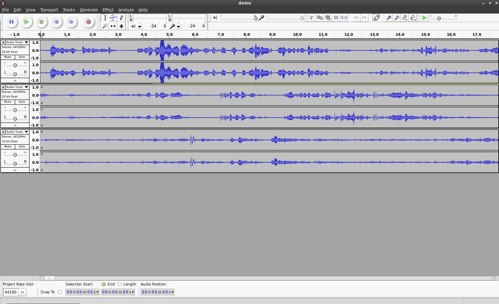 Blast from the Past: My Search for the Best Audio Editing