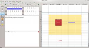 Look! A calendar!