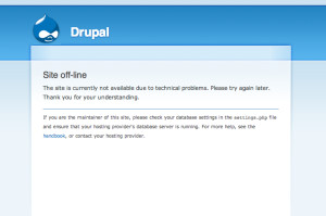 Fuck Drupal