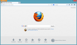 Before this open source web browser we were all stuck with Internet Explorer 6