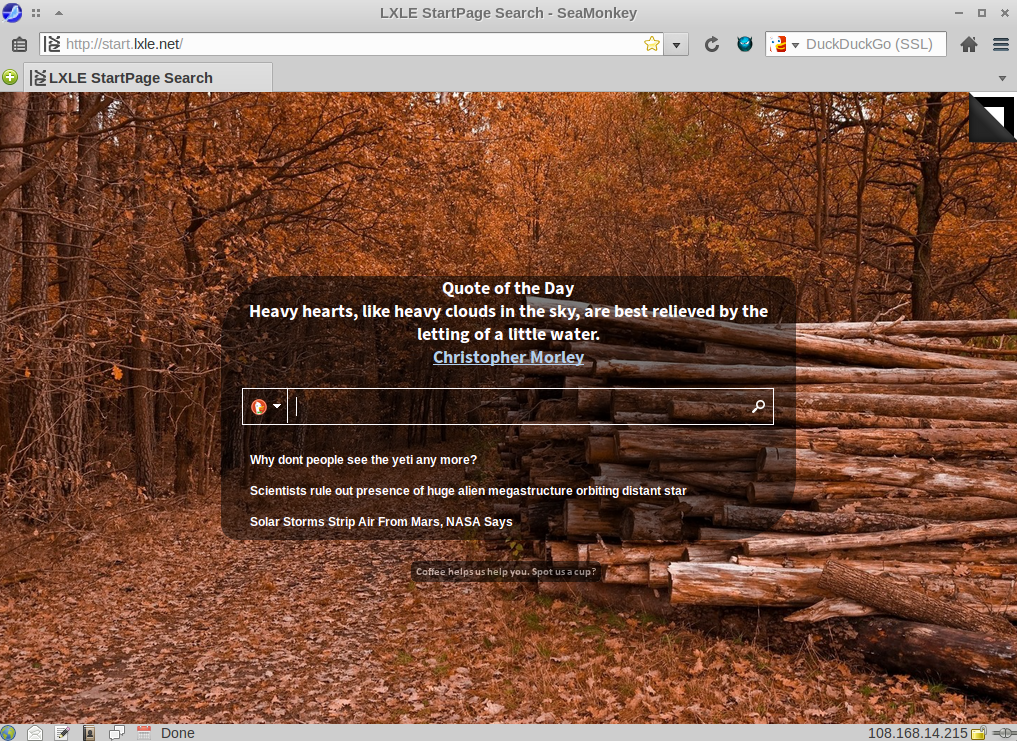 Distro hopping: slimming down with LXLE – The Linux Experiment